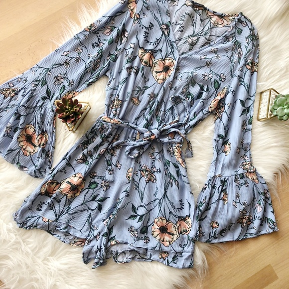 8145f166351 Cotton On Pants - Floral Cotton On Jumpsuit